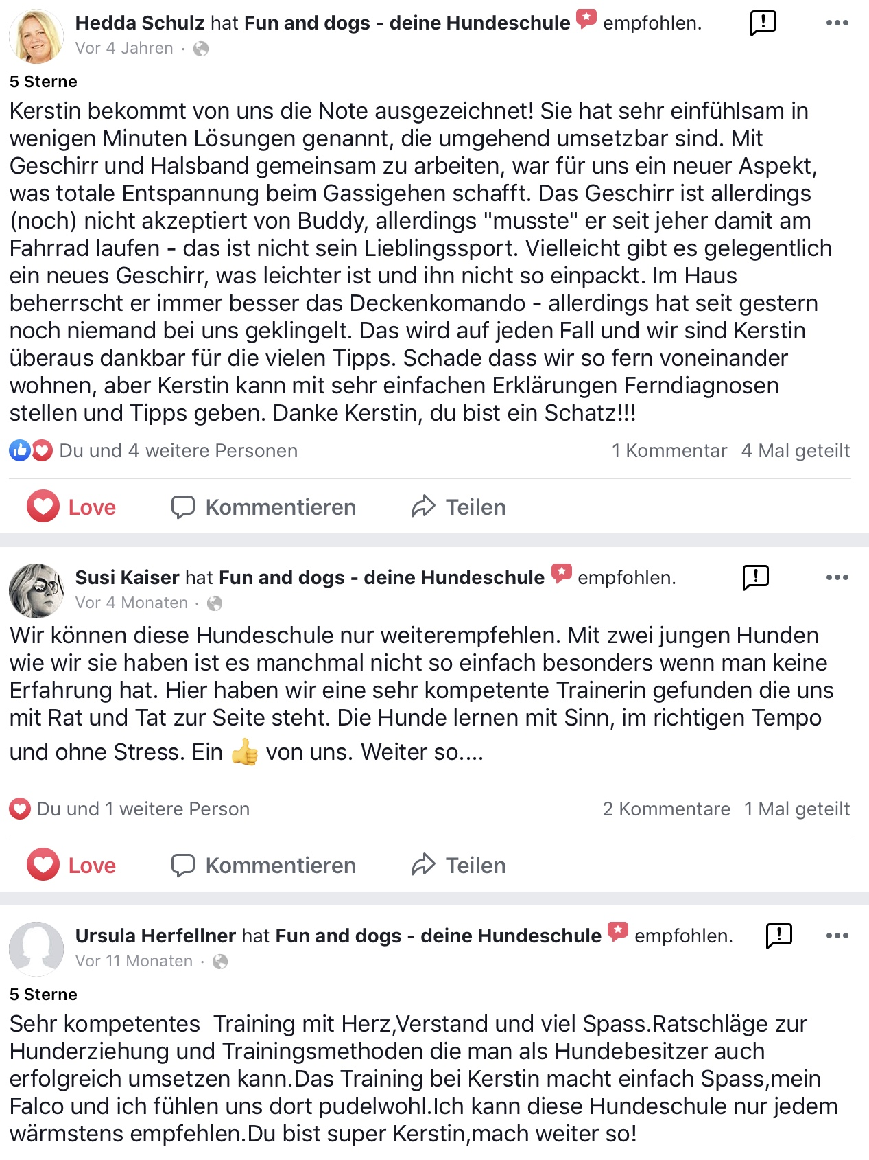 hundeschule-deggendorf-kundenstimmen