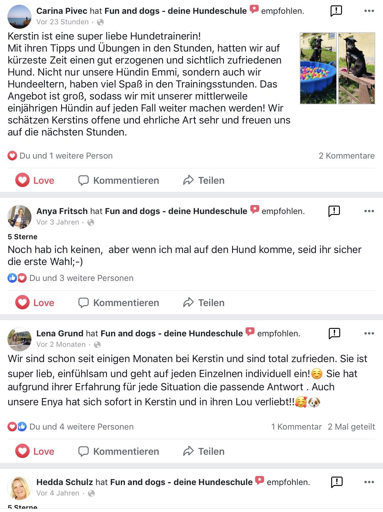 hundeschule-deggendorf-rezensionen
