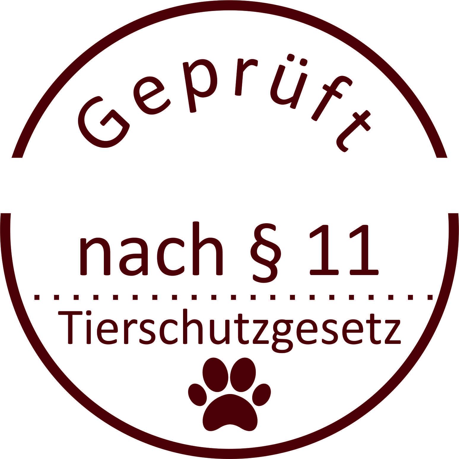 Logo Tierschutzgesetz